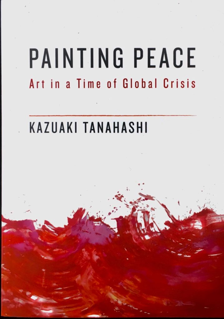 Kaz Painting Peace Cover