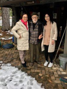 Joan Tan Gary Snyder Hannah Deng 8FEB19 Kitkitdizze